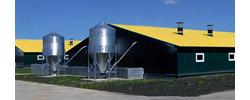 Строительство быстровозводимых агропромышленных зданий.