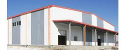 Строительство быстровозводимых складов.