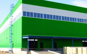 Строительство быстровозводимых зданий.